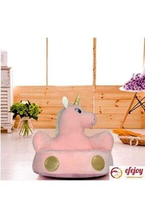 Efe Joy Unicorn Peluş Çocuk Bebek Koltuğu 0