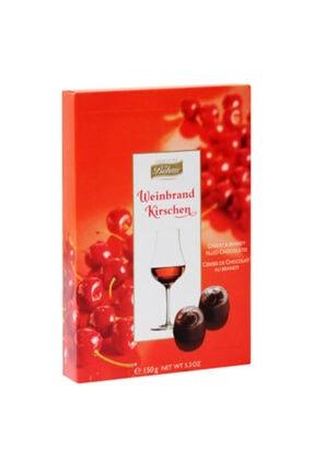 Böhme Vişne Likörlü Çikolata 150 G 0