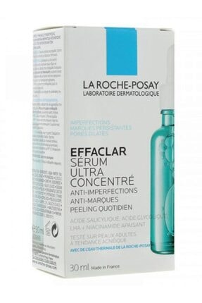 La Roche Posay La Roche-posay Effaclar Serum Ultra Concentre 30 ml   Leke Karşıtı Serum 2