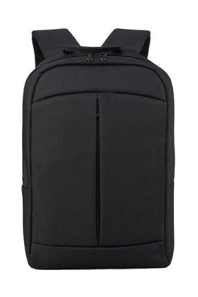 """Beutel 15.6"""" Laptop Notebook Bilgisayar Sırt Çantası - S480 Siyah 0"""