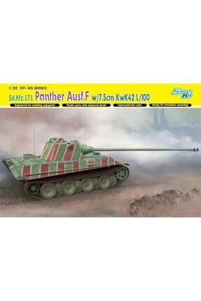 Dragon 6799 1/35 Panther F Tank Maketi W/7.5cm Kwk 42 L/100 0