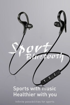 Teknoloji Gelsin Kablosuz Bluetooth Sporcu Kulaklık 2