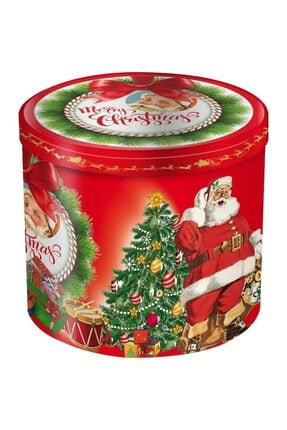 Merry Karina Panettone Dekorlu Bir Kutuda Saf Tereyağından Yapılmış Kek 1000gr 0