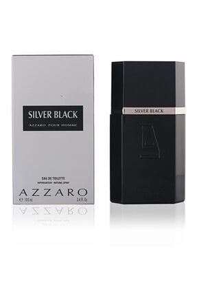 Azzaro Silver Black Edt 100 ml Erkek Parfümü 3351500975013 0