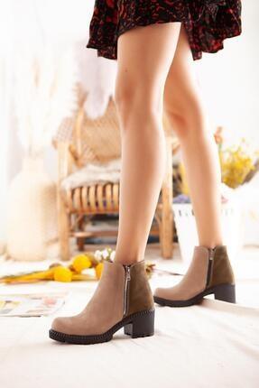 Limoya Kadın Vizon Ayakkabı 2