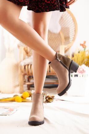 Limoya Kadın Vizon Ayakkabı 3