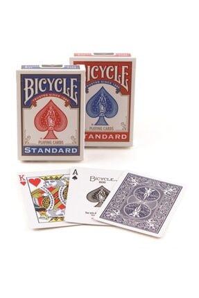 Bicycle Standart Index Iskambil Oyun Kartı 2 Destesi Kartları 0