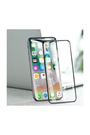Mopal Apple Iphone Xs Siyah Full Premium 5d Cam Koruma 0