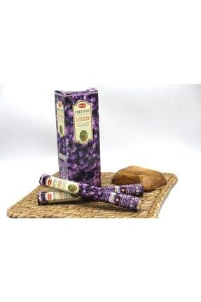 YakupBabada Hem Lavender Çubuk Tütsü - Lavanta Kokusu (20 Adet) 0