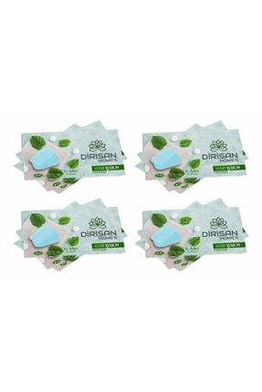 dirisan home's Antibakteriyel Tek Kullanımlık Kağıt Sabun 4paketx15adet= 60 Adet 0