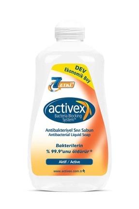 Activex Sıvı Sabun Antibakteriyel 1800 ml 3