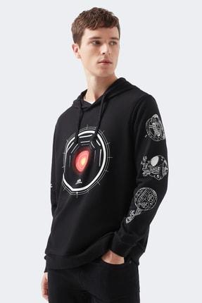 Picture of A Space Odyssey Baskılı Sweatshirt