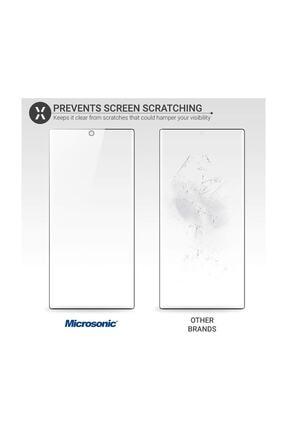 Sunix Samsung Galaxy Note 10 Plus Pmma Fibernano Kavisli Ekran Koruyucu Kırılmaz Cam 1