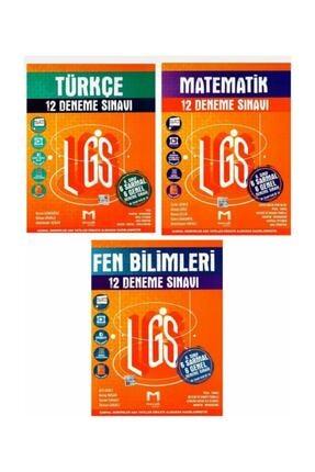 Mozaik Yayınları 8.sınıf Deneme Set Matematik,türkçe,fen 0
