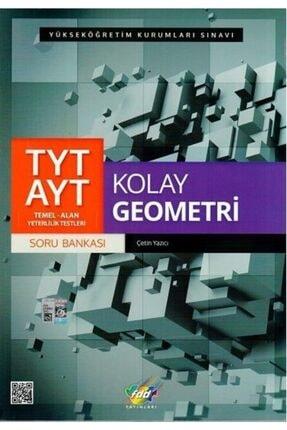 Fdd Yayınları Tyt - Ayt Kolay Geometri Soru Bankası 0