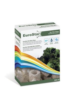 EuroStar Bio Filter Ring Beyaz 500 Ml 0