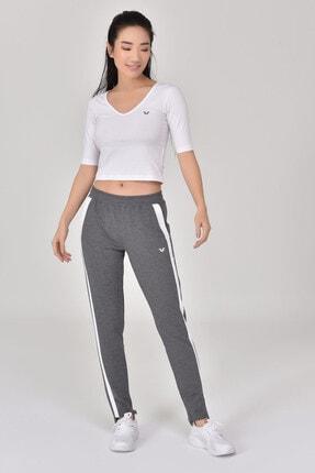 bilcee Beyaz Kadın Yoga T-Shırt GS-8105 1