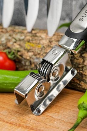 Gezgin Bıçak Sürmene El Yapımı Paslanmaz Bıçak Seti 3