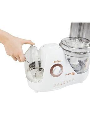 YiğitHome Arnica Mutfak Robotu 800w Blende- Blender Seti -mikser-doğrayıcı 3
