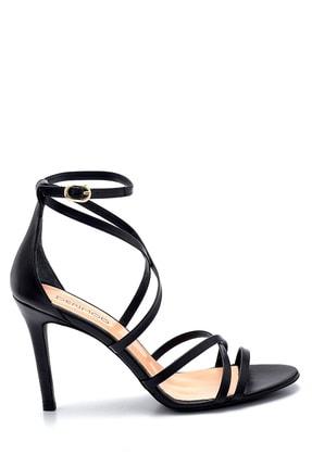 Derimod Kadın Deri Topuklu Ayakkabı 0