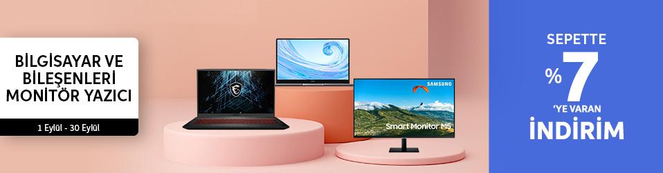 Bilgisayar, Monitör, Yazıcı, OEM (Eylül)   Online Satış, Outlet, Store, İndirim, Online Alışveriş, Online Shop, Online Satış Mağazası