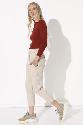 Picture of Beli Lastikli Pantolon