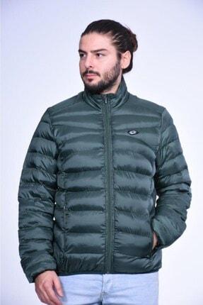 Erkek Yeşil Mont R1990