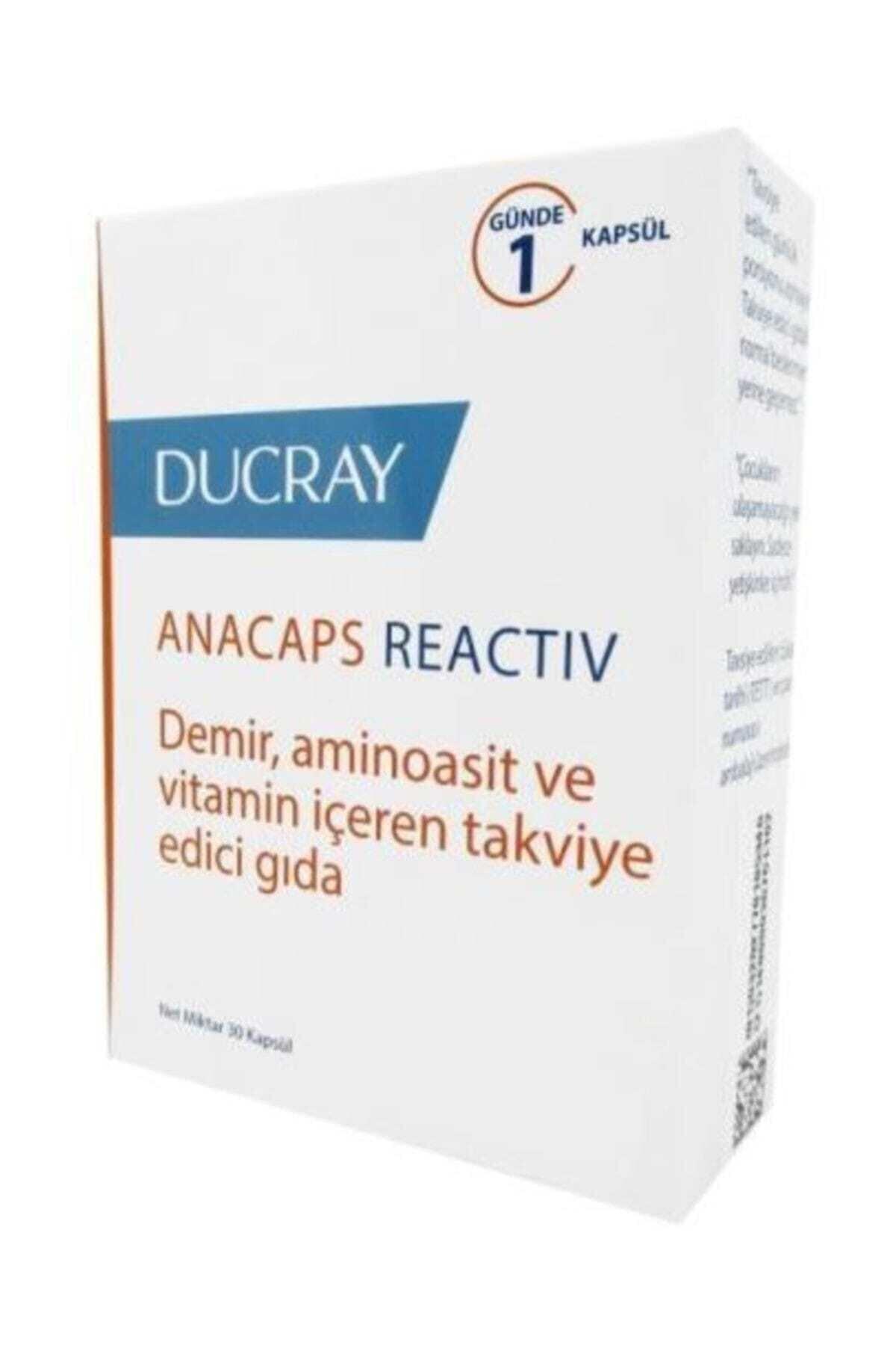 Anacaps Reactiv 30 Kapsül
