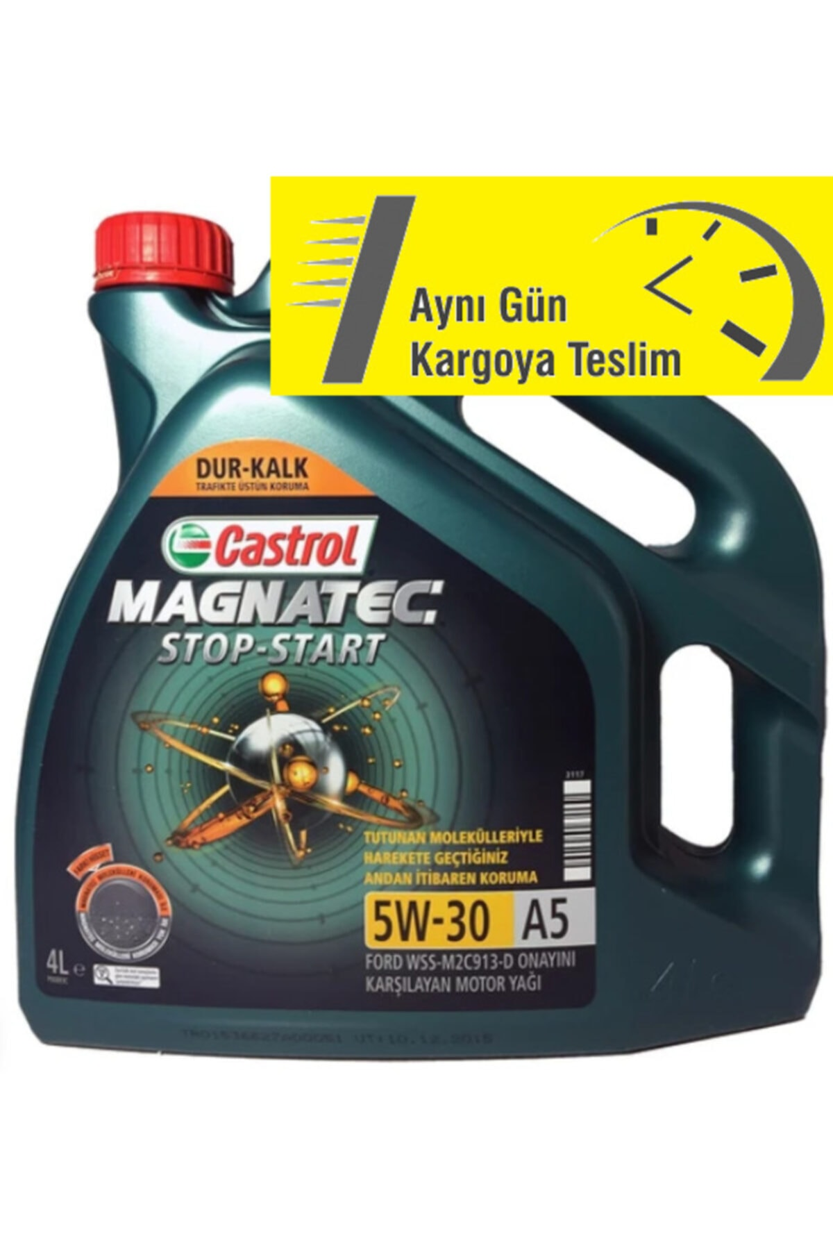 C Magnetec St-st 5w-30 A5 4l Tu