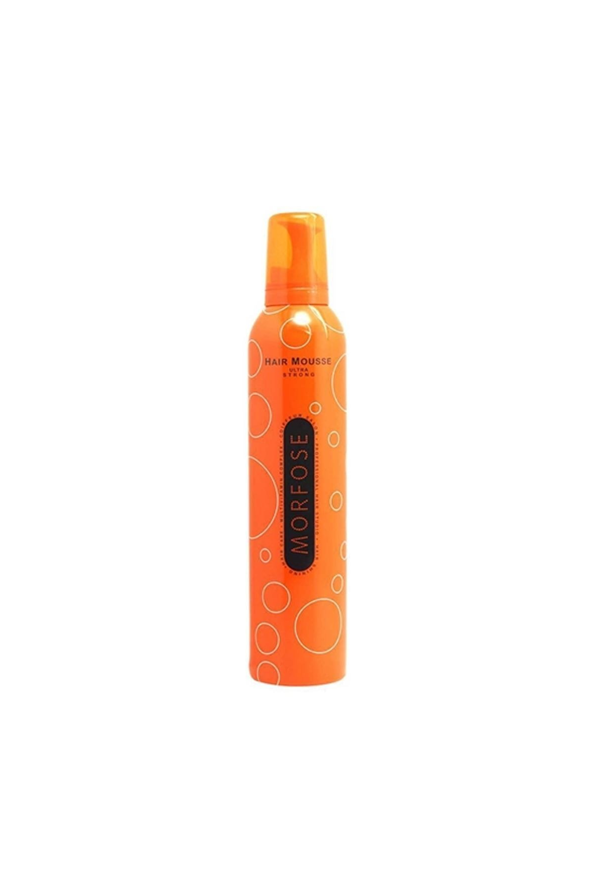 Ultra Strong Saç Köpüğü (turuncu) 200 ml