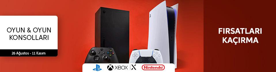 Oyun & Oyun Konsolları   Online Satış, Outlet, Store, İndirim, Online Alışveriş, Online Shop, Online Satış Mağazası