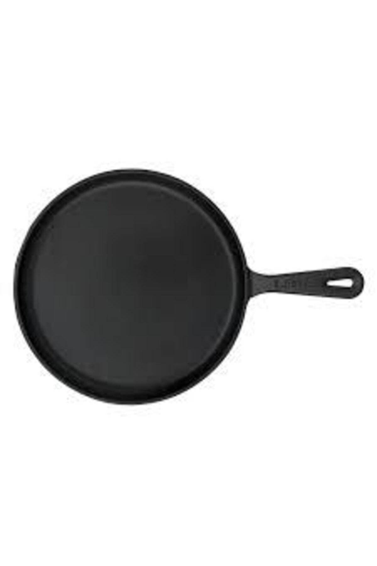 Döküm Krep/pizza/pancake Tavası,yuvarlak,metal Saplı Çap 26 Cm Lvecoykrp26