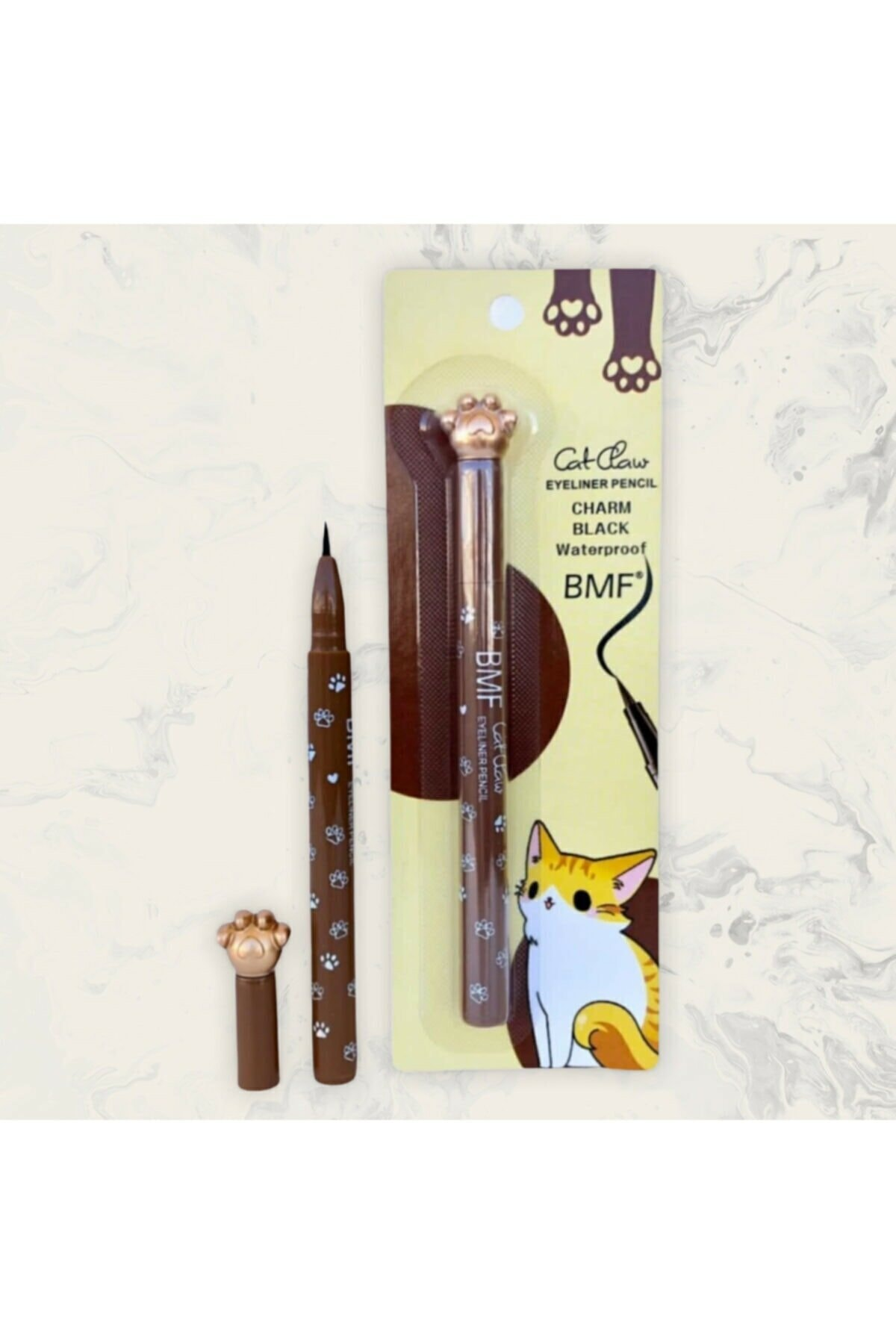 Pati Desenli Eyeliner Pen Yb138-1