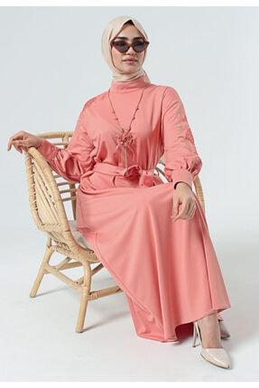 Picture of 2125008 Elbise Oranj