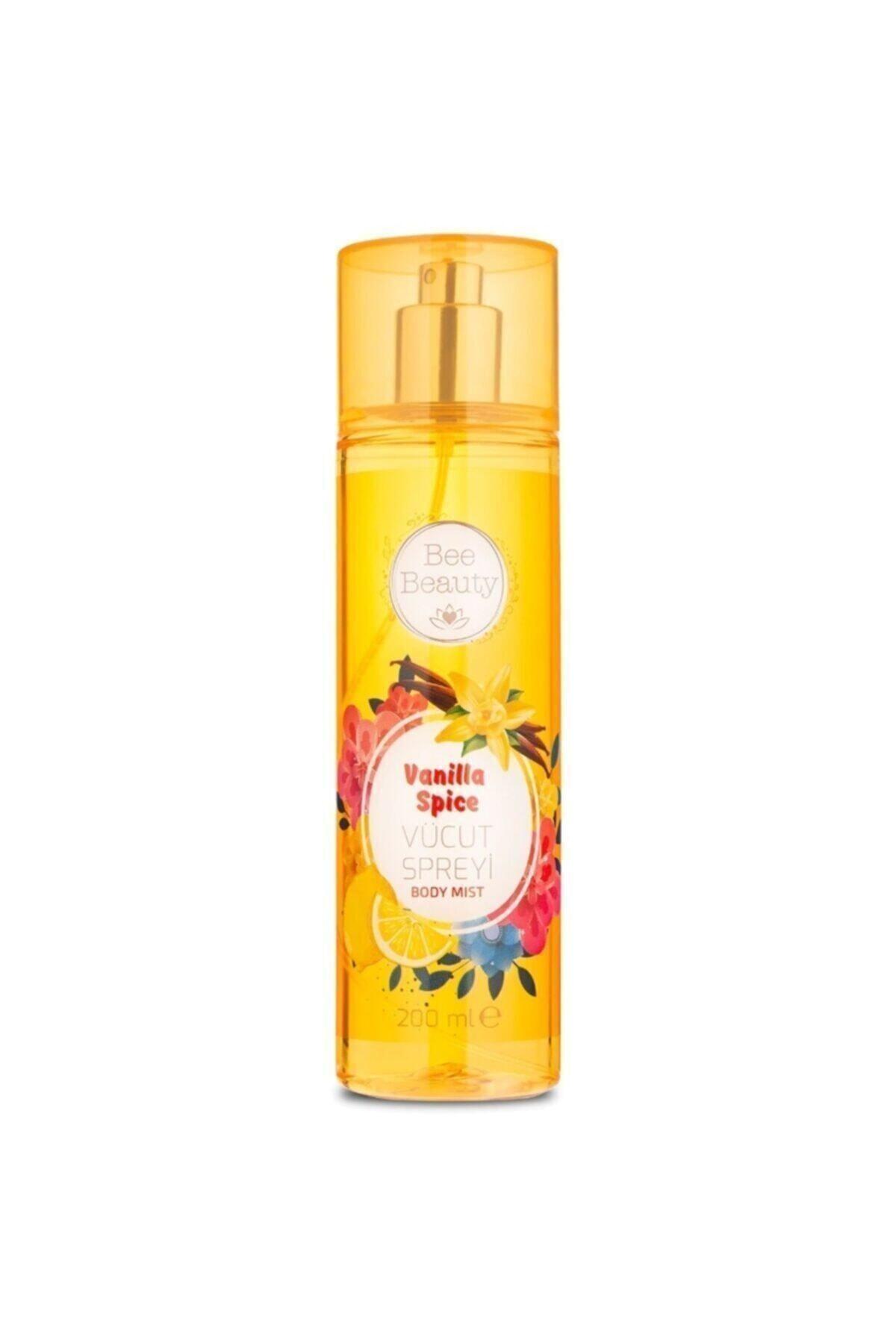 Vanilla Spice Vücut Spreyi 200 ml