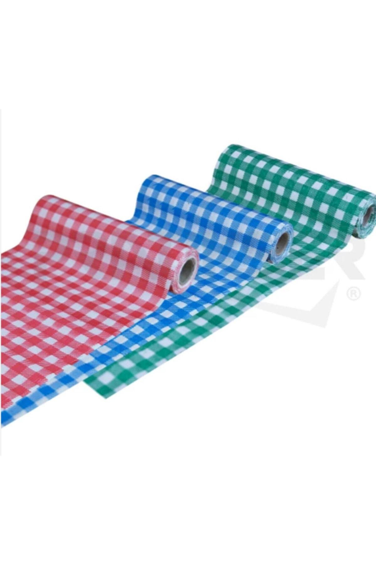 Tek Kullanımlık Masa Ve Aktivite Örtüsü -3 Rulo - 30 Adet--100x120 Cm -