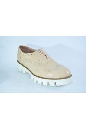 Picture of Açık Pembe Rugan Kadın Ayakkabısı