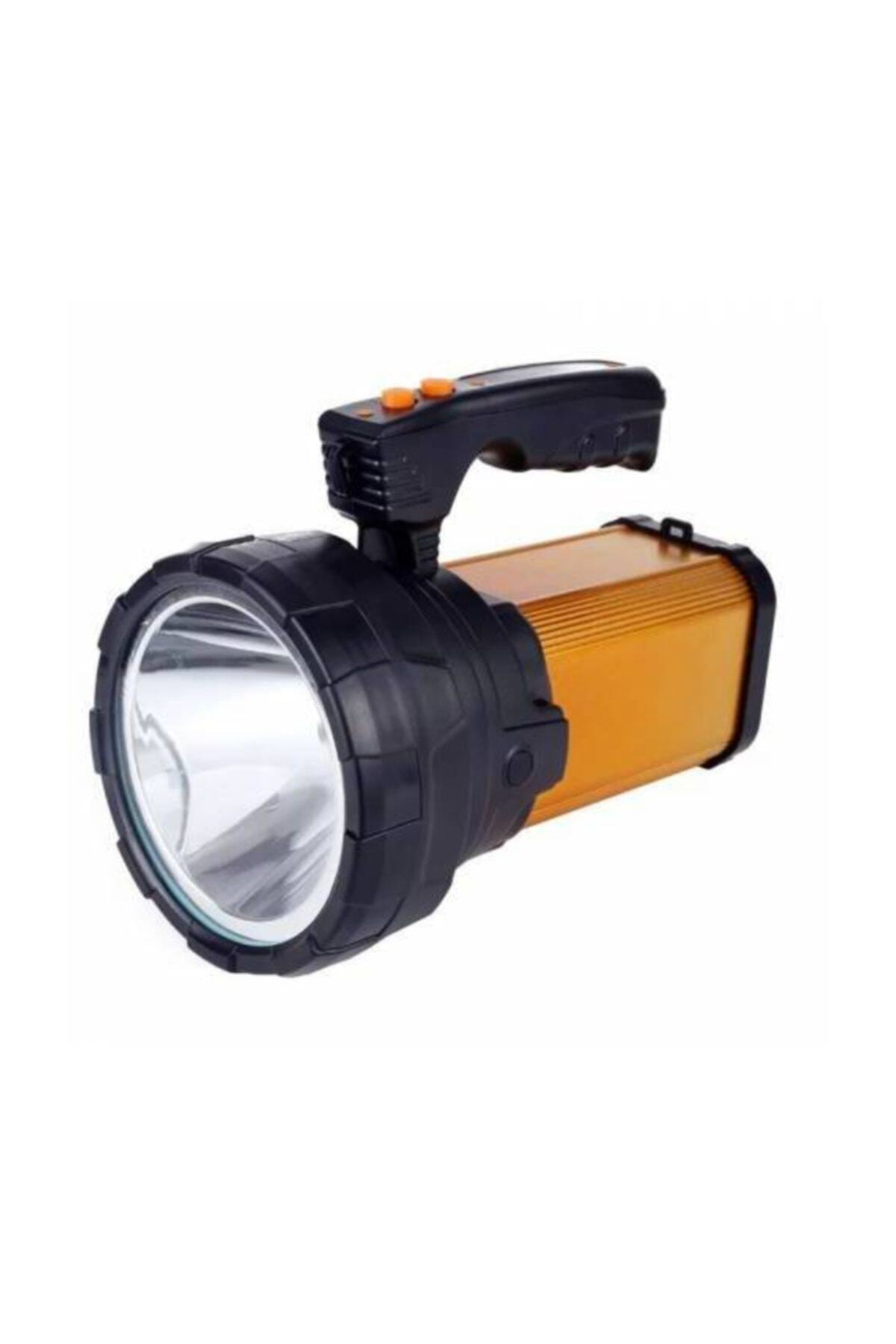 Toss St-8200l 25w Şarj Edilebilir Ledli El Feneri Usb Çıkışlı