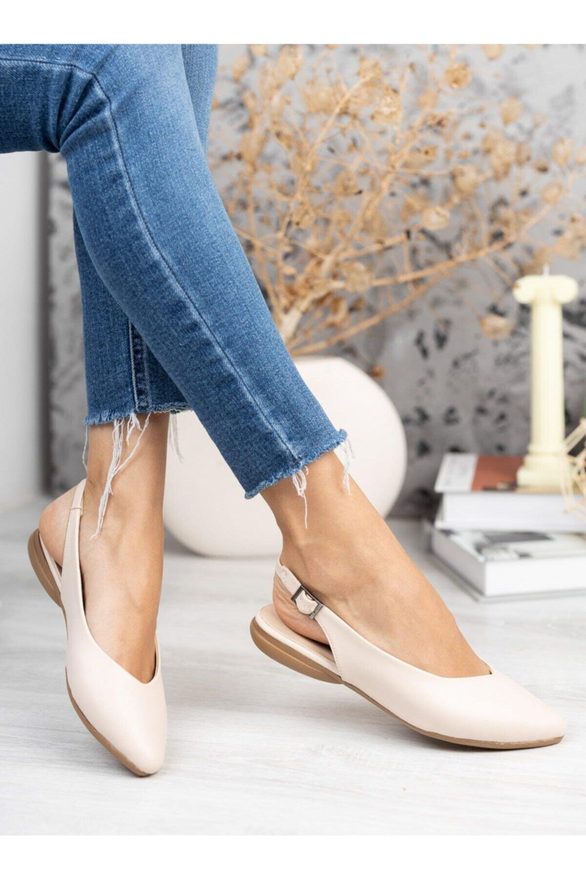 Babet - Ten Cilt - Ayakkabı