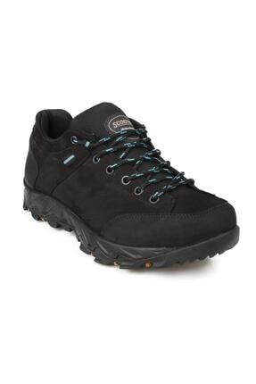 تصویر از 2252 M Gear Deri Siyah Erkek Ayakkabı