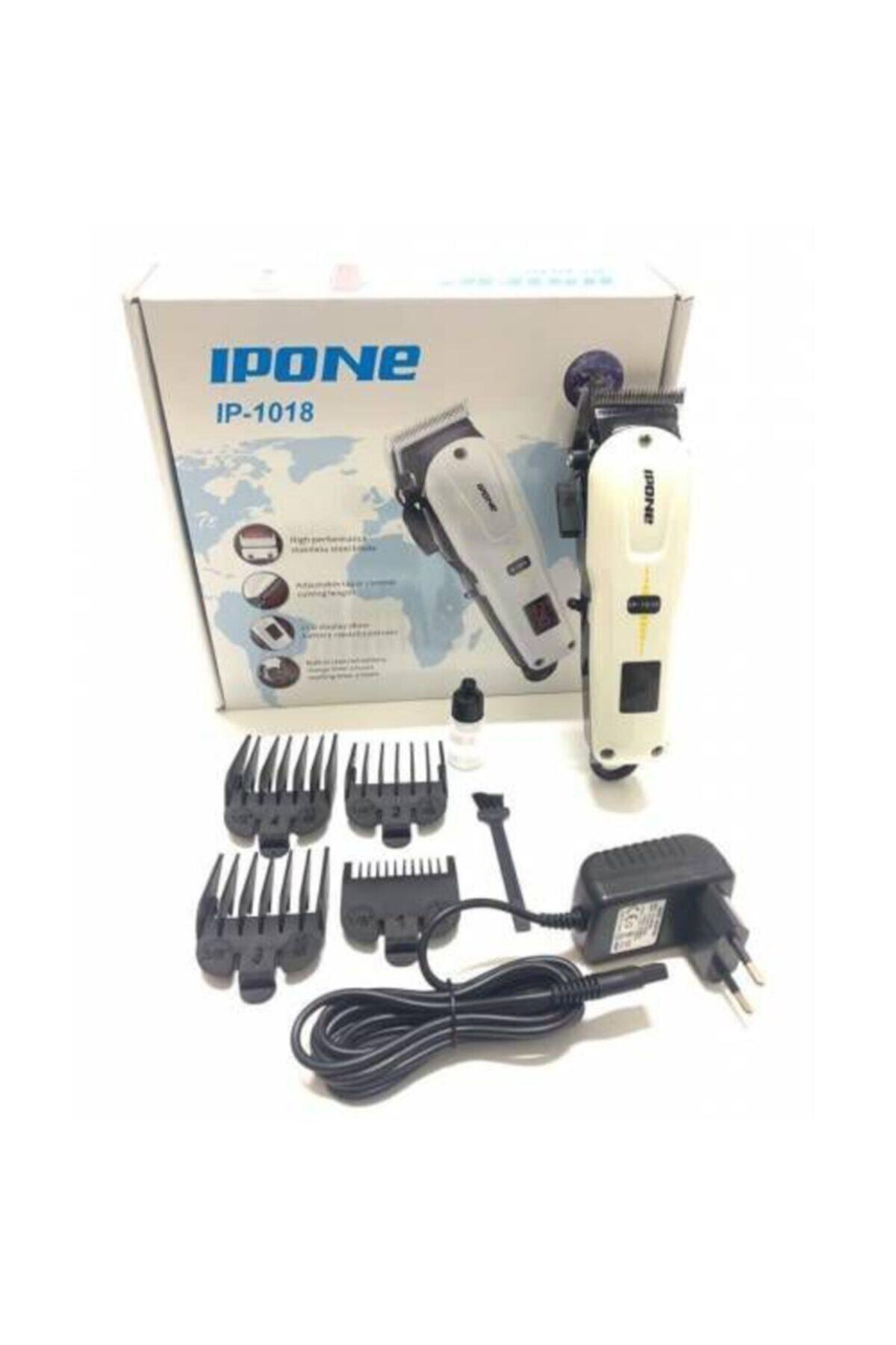 Ip-1018 Professional Saç Sakal Traş Makinesi Uzman Işi