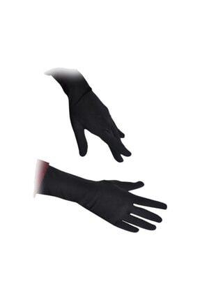 Tesettür Eldiven Siyah Eldiven AYVER-3397158-5195