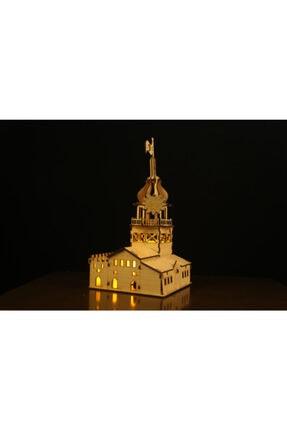 harika crown Ahşap Kız Kulesi 1
