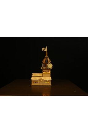 harika crown Ahşap Kız Kulesi 2
