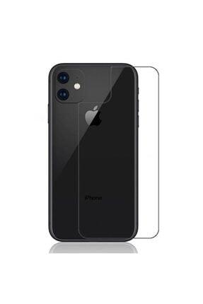 BCA Apple Iphone 11 Arka Cam Kırılmaz Koruma 0