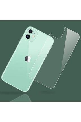 BCA Apple Iphone 11 Arka Cam Kırılmaz Koruma 3