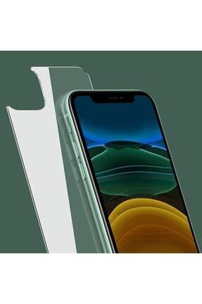 BCA Apple Iphone 11 Arka Cam Kırılmaz Koruma 4
