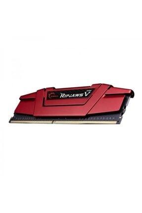 G Skill Gskıll 8gb Ripjawsv Kırmızı Ddr4 3000 Mhz Cl16 Ram F4-3000c16s-8gvrb 1