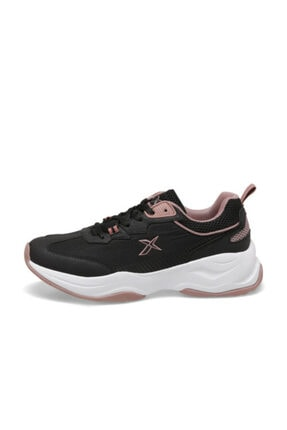 Kinetix Pret Mesh W Siyah-somon Kadın Spor Ayakkabı 1