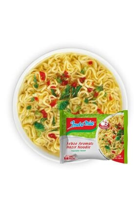 Indomie Indomie 40'lı Mix (spesiyal - Sebze) Hazır Noodle Paket 4